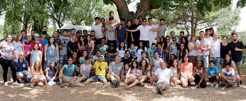 Jóvenes en Betania, Ciudad Real 2016