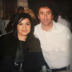Pastores: Rafael y Sandra Delgado