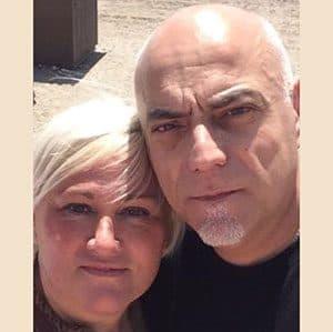 Pastores: Fernando y Carmela Ruiz