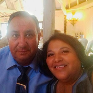 Pastores: Juan y Erendida Garcia
