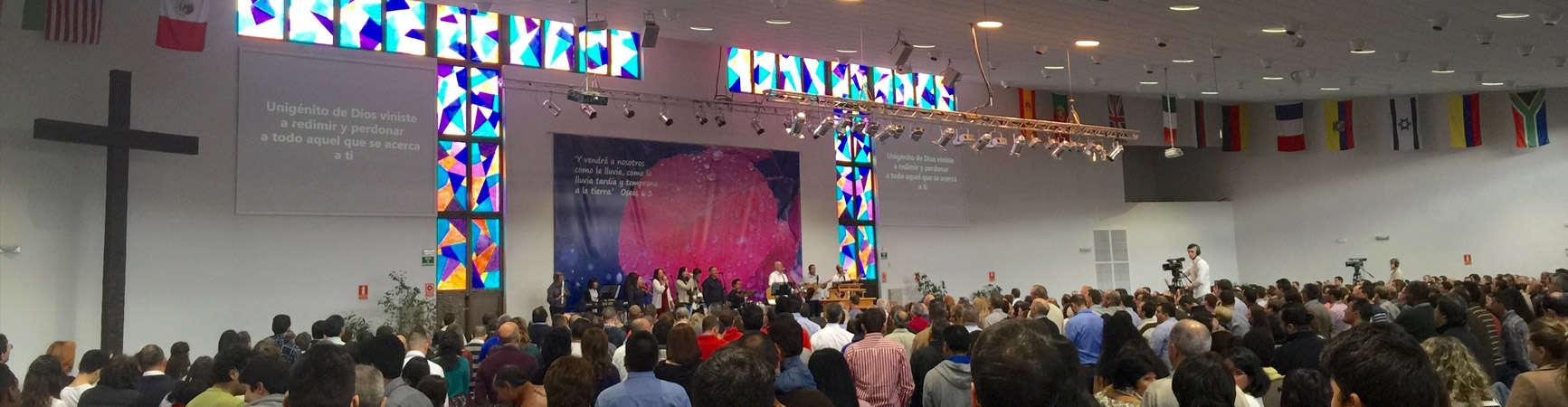 Iglesia Betel Madrid