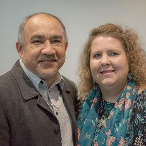 Pastores: Vicente Cazarin Rosario