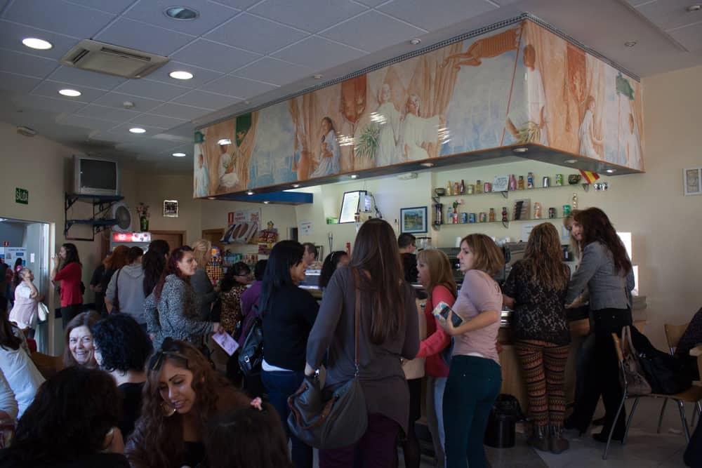 Cafetería Narnia