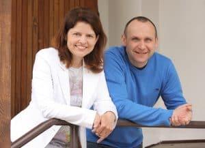 Pastores: Petr y Veronika Tichy