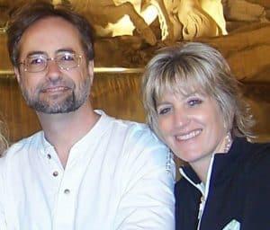 Kent y Maria Alicia