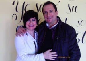 Pastores: Valentín y Marisi Orduñez
