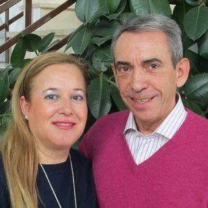 Eduardo y Mª Tere Hernández-Lissen