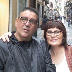 Pastores: Tomás y Alicia López