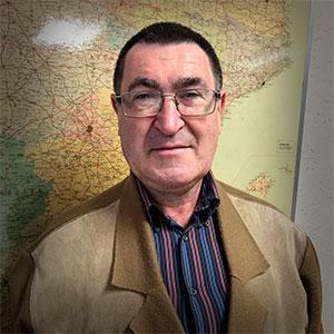Pastor Asociado: Josep María Montagut