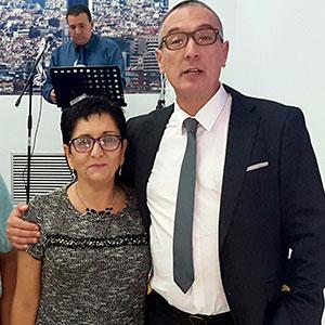 Pastores: Enrique y Ana Simón