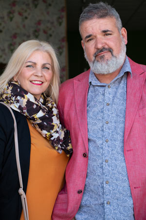 Pastores Asociados: Seve y Ana Boldo
