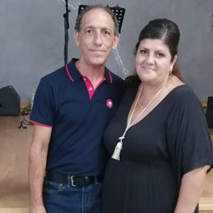 Alberto y Lola Martínez